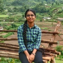 Headshot - Vidhya Kumarswamy